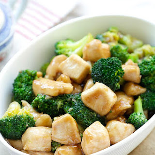 Broccoli Corn And Chicken Recipes.