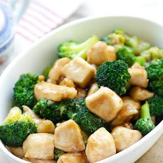 Broccoli Chicken.