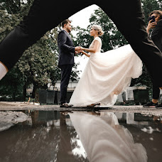 Wedding photographer Kirill Dzyuba (dzubakirill). Photo of 08.11.2018