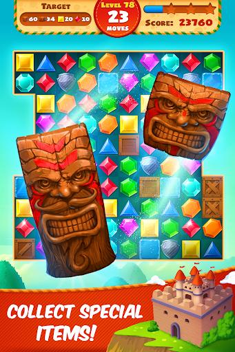 Jewel Empire : Quest & Match 3 Puzzle 3.1.13 screenshots 2