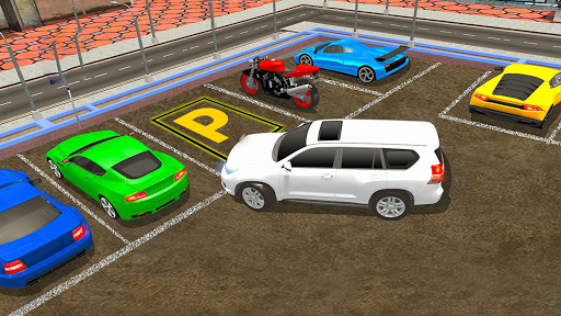 Prado Car Driving games 2020 - Free Car Games apktreat screenshots 1