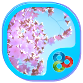 Sweet Blossom GO Launcher