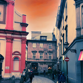 Krakow  by Anna Mcgerty - Buildings & Architecture Public & Historical