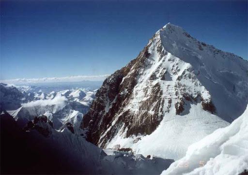 Еверест джомолунгма