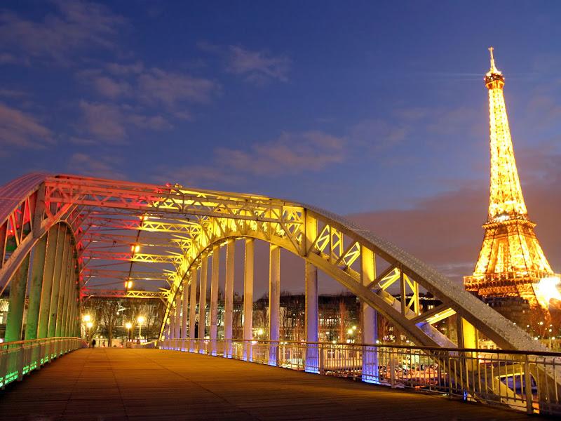 Франция, виадуки