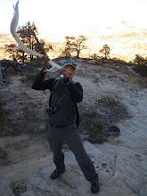 Photo: More antler shenanegans
