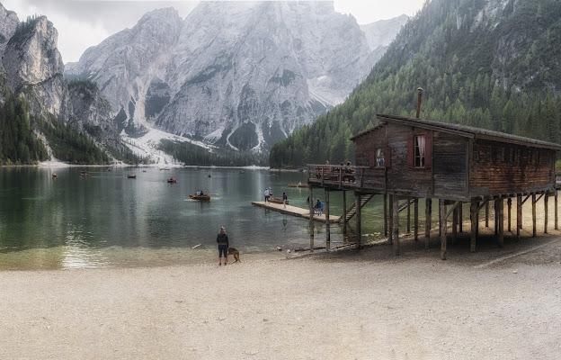 La casa sul lago di nidinola