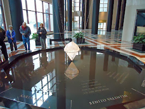 Photo: American Express Memorial by George Fricke