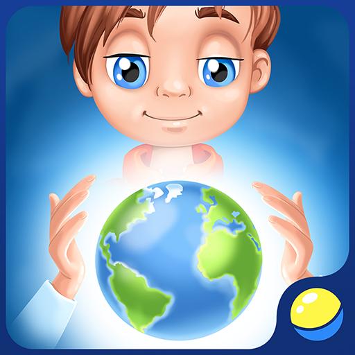 تنظيف الكوكب - لعبة تعليمية للأطفال