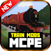 Train Mods For MCPE