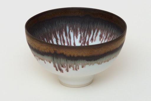 Peter Wills Porcelain Bowl 029