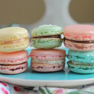 Springtime French Macarons Recipe