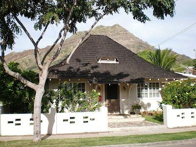 Tiki architecture evolution of the hawaiian style roof for Hawaiian style architecture