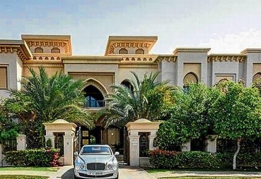 Inside Zumas Dubai Palace And Mugabe Lives Next Door