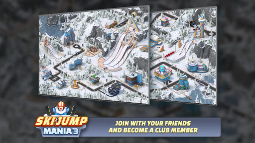 Screenshot for Ski Jump Mania 3 in United States Play Store