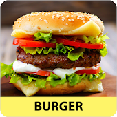 Burger Recipes For Free App Offline With Photo Android APK Download Free By Papapion