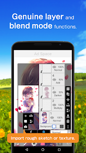 Ibis Paint X Pro Apk Latest 7.0.1 Download (Prime Member Unlocked) 3