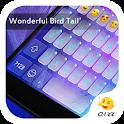 Wonderful Bird Tail Keyboard icon