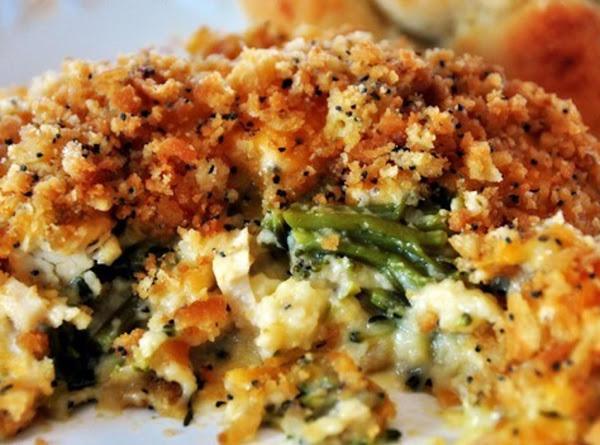 French Chicken Brocolli Supreme Recipe