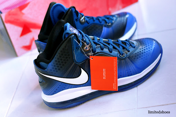 Release Reminder Get Your Own Nike LeBron 8 V2 AllStar Edition
