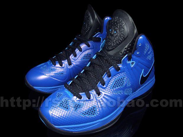 df1780b6429c0 Nike LeBron 8 P.S. 441946-400 Royal Blue / Black – New Images | NIKE ...