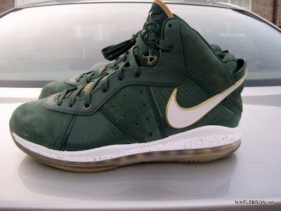 nike air max lebron 8 pe svsm away 3 01 Nike Air Max LeBron 8 V/1   SVSM Home&Away   Detailed Look