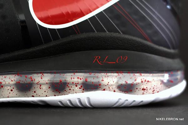 PE Spotlight Nike LeBron 8 V2 8220Portland8221 Special Make Up