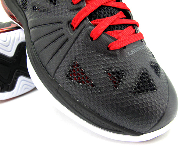 034600c9e9ff 441946-001 Black Sport Red-White. Upcoming Nike LeBron 8 PS 8211 Miami Heat  Away 8211 New Images Upcoming Nike LeBron 8 PS 8211 Miami Heat Away 8211  New ...