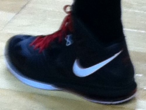 Detailed Look at James8217 Nike LeBron 8 PS Game 3 Player Exclusive