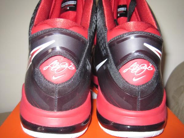 New Images of Nike LeBron 8 V2 8220King James Shooting Stars8221 PE