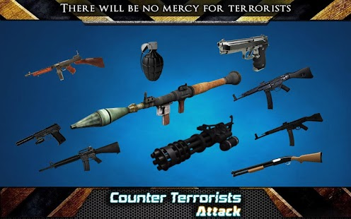 Counter Terrorist Attack- screenshot thumbnail