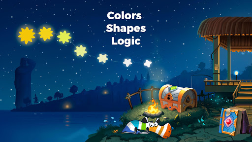Zebrainy: learning games for kids and toddlers 2-7 5.2.1 screenshots 2