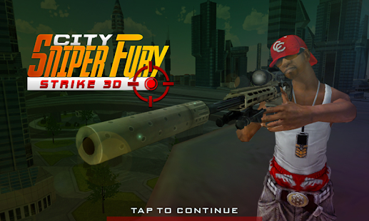Super US Sniper Shooter 3D - náhled