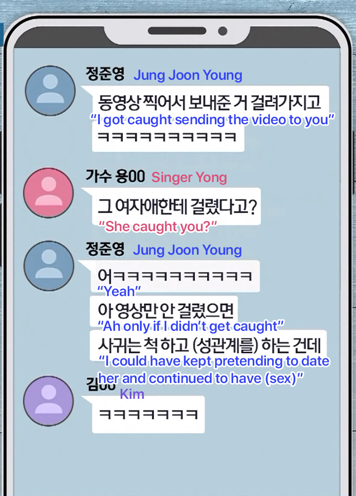jung joon young kakaotalk