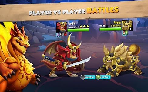 Dragon City MOD (Unlimited Money) 8