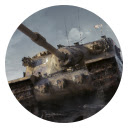 Tank World Pop Games HD New Tabs Theme