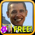 3D Obama Slots - Free icon