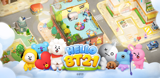 A puzzle game with the world-famous BT21 characters is here!