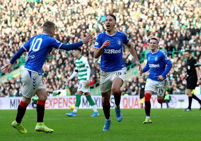 Gerrard et les Rangers remportent le Old Firm et relancent la course au titre