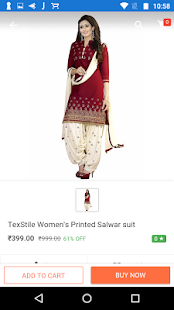 TexStile : Online Shopping App- screenshot thumbnail