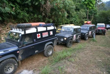 Singapore Tsunami Relief Team