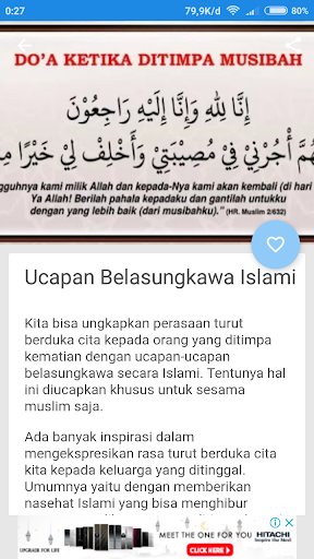 Ucapan Belasungkawa Islam Apk Download Apkpure Co