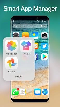 OS 11ランチャーテーマ&Phone Xスタイルのおすすめ画像4
