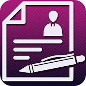 Cv maker app