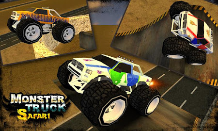 Monster Truck Safari Adventure 1.0.1 screenshot 63316