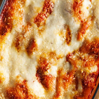 Weight Watchers Easy Cheese Lasagna.