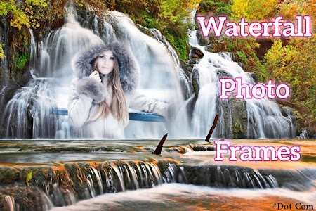Waterfall Photo Frame screenshot 4