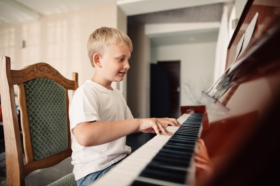 Dad Made Me Hate Piano