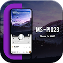 MS - PJ023 Theme for KLWP icon