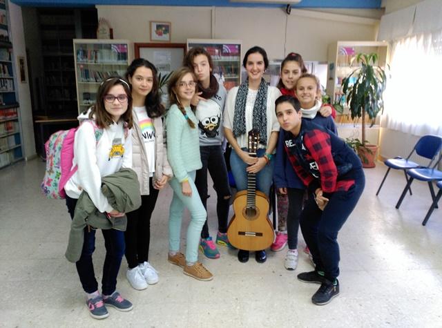 Actividad Día del flamenco 2016